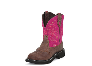 Justin Boots Womens Cowboy Boots Gypsy L9973