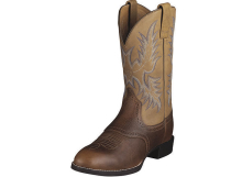 Ariat Cowboy Boots Heritage Stockman