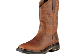 Ariat Cowboy Boot Workhog Square Toe