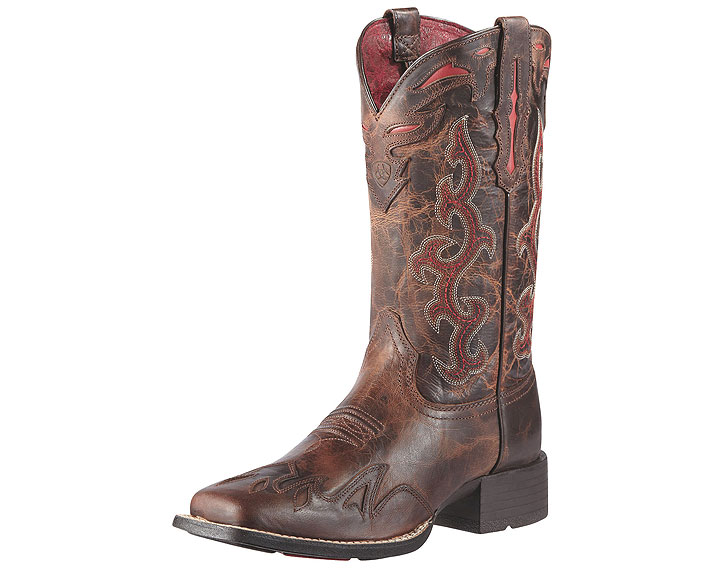 Ariat Womens Cowboy Boots Sidekick 10010937