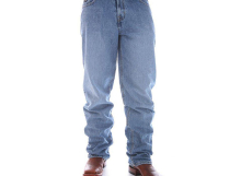 Cinch Black Label Stonewash Relaxed Fit Jeans MB90633001