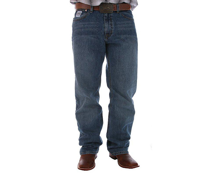 Cinch White Label Stonewash Relaxed Jeans MB92834003