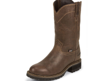 Justin Work Boots RUGGED UTAH WORKER II WATERPROOF