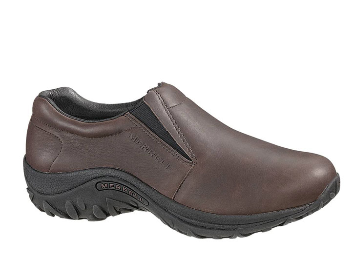 Merrell Shoes Jungle Moc Leather 63883