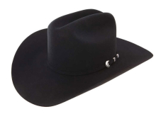 Resistol Cowboy Hat City Limits Black
