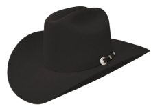 Resistol Cowboy Hat Midnight Black