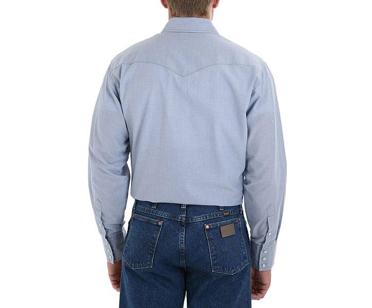7d50002917d Prineville Men s Wear – Western Chambray Long Sleeve –  26.98